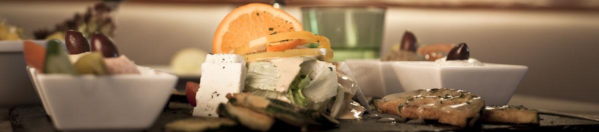 Griechisches Essen zum abholen und mitnehmen